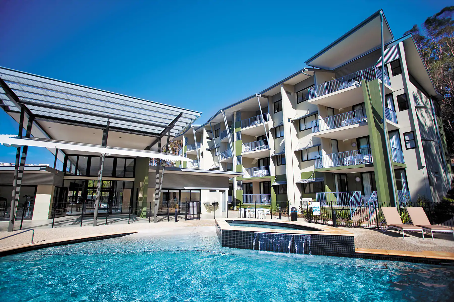 Ramada Coffs Harbour Pool