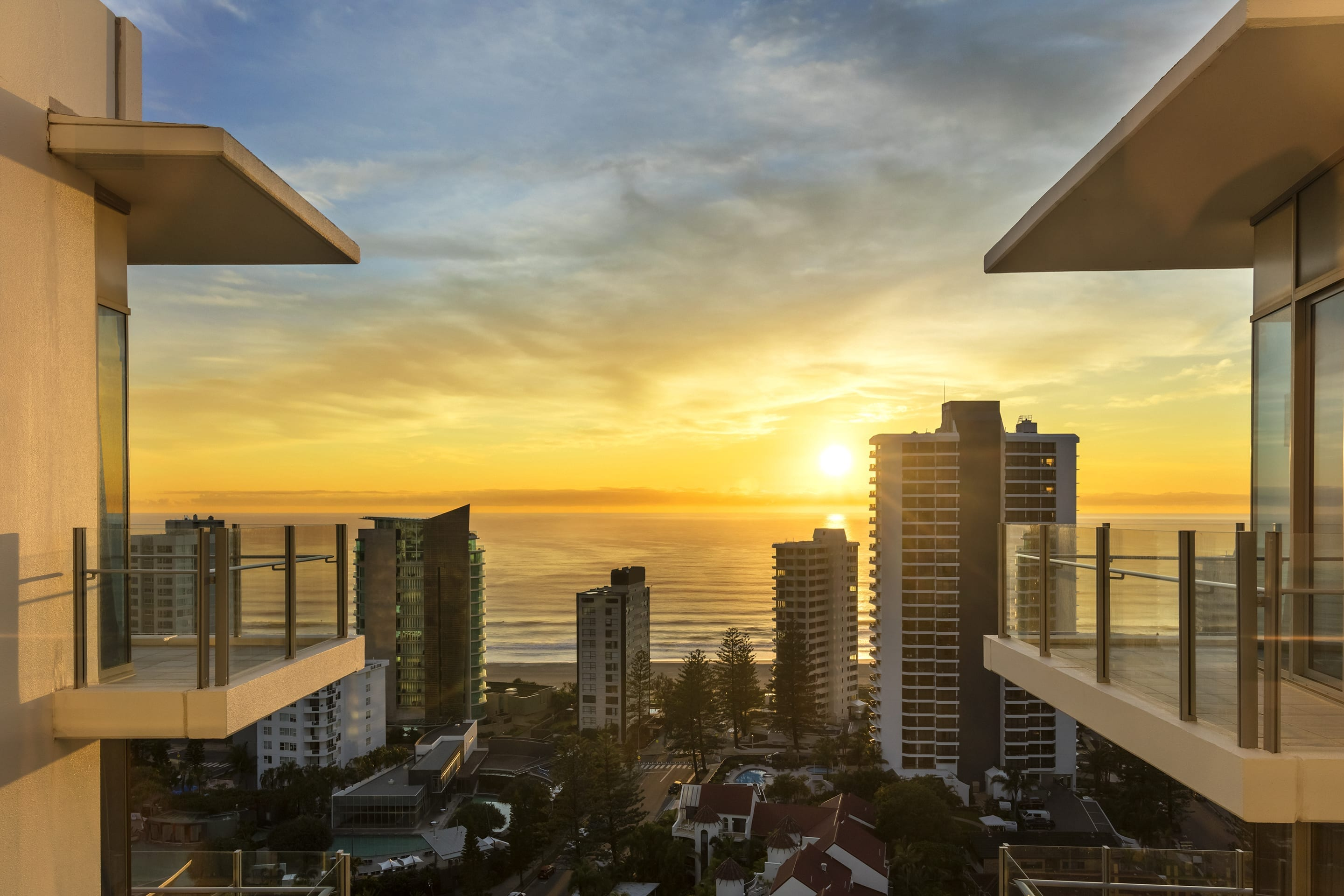 Wyndham Surfers Paradise View