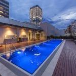 Wyndham Melbourne pool