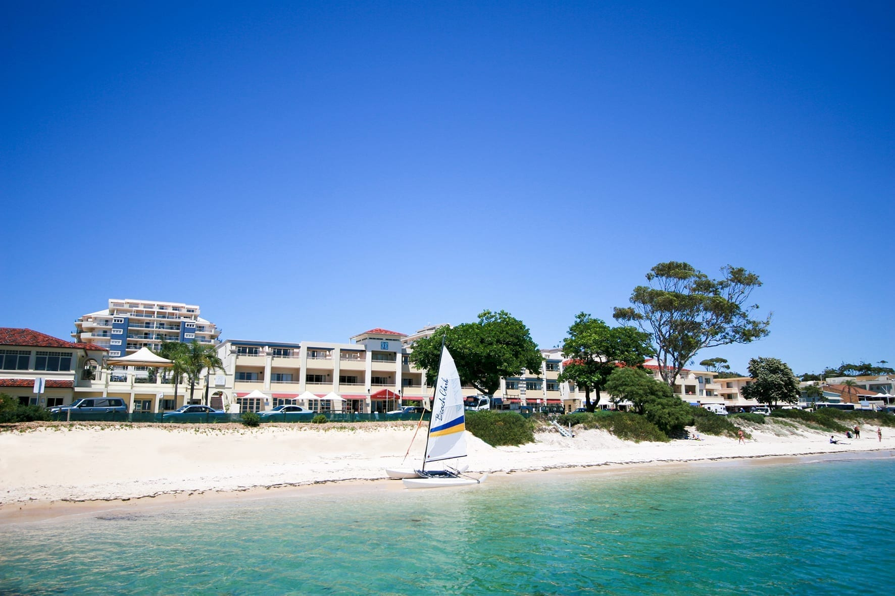 Ramada Resort Shoal Bay Sail Away