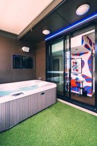 tryp hotel brisbane spa