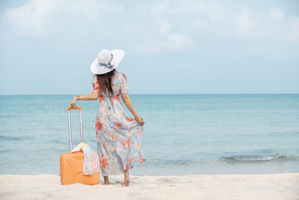 The Essential Beach Holiday Packing List (From a Stylist)