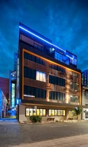 tryp fortitude hotel valley brisbane