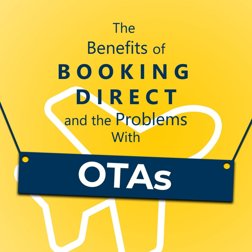 The Benefits of Booking Direct and the Problems with Agencies