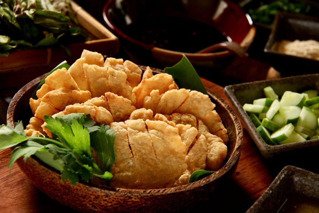 Palembang-style pempek