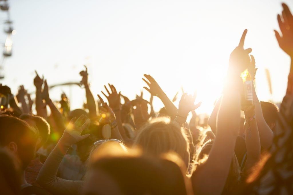 Australian and New Zealand summer music festivals