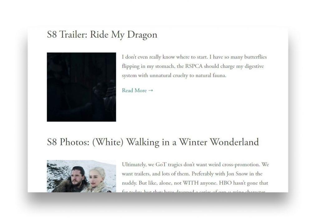 natalie bochenski blog screenshot