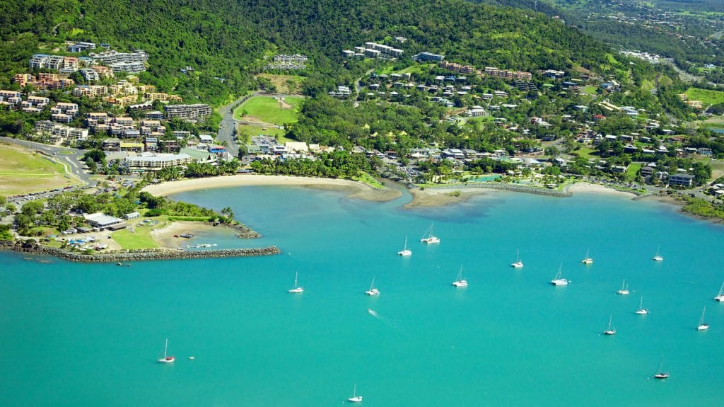 Airlie Beach overview