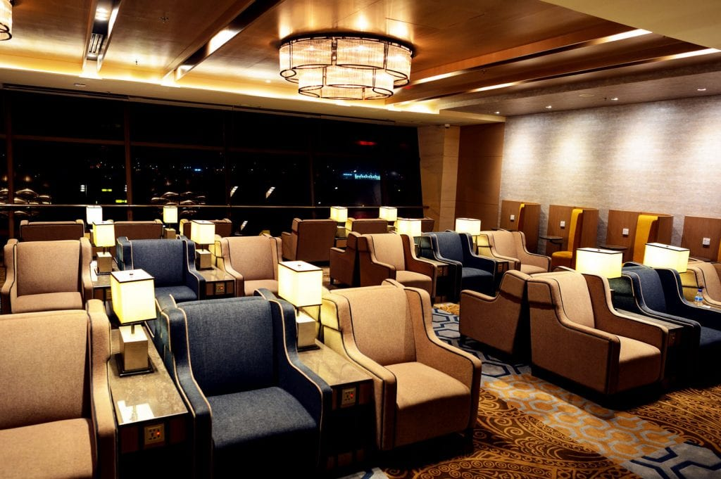 plaza premium airport lounge singapore