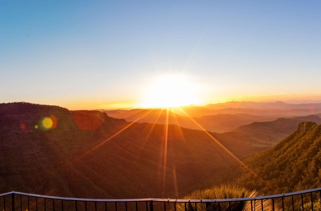 The Gold Coast Hinterland's Top Attractions