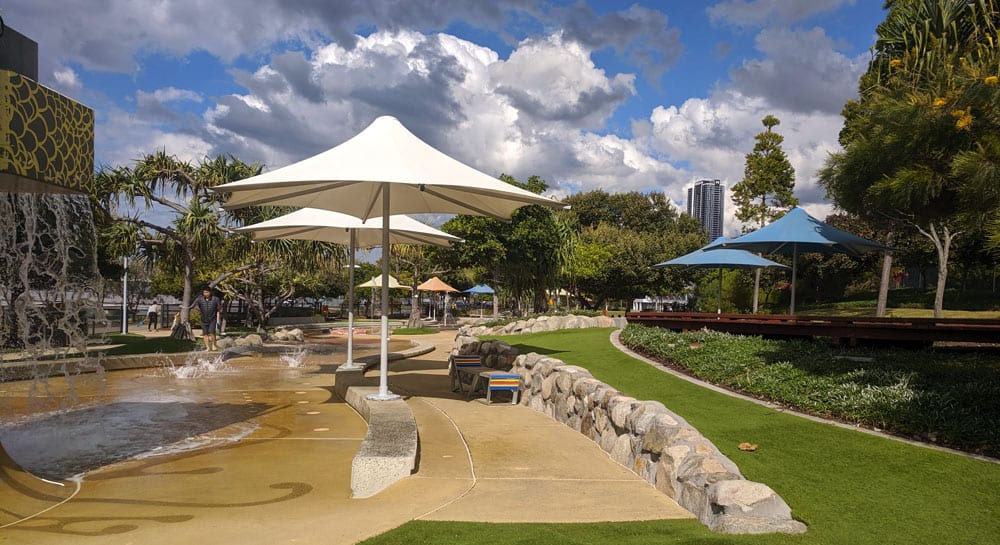 The Rockpools at Broadwater Parklands
