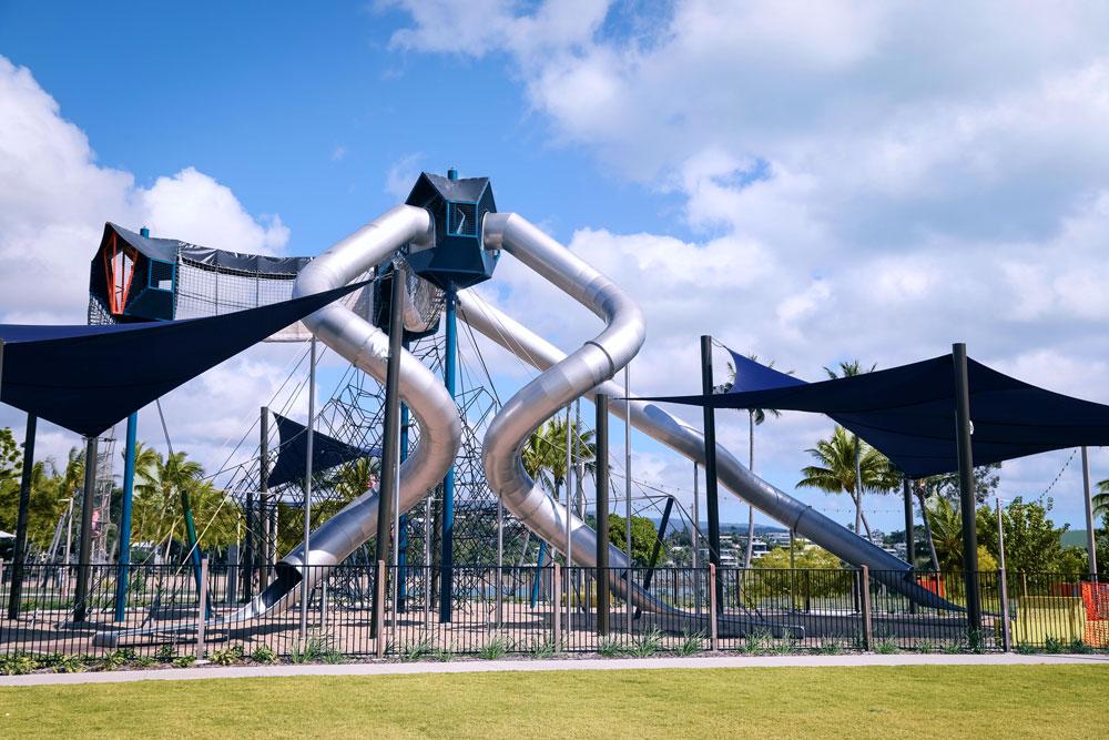 airlie beach foreshore park