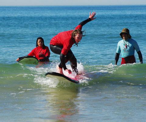 torquay surf academy