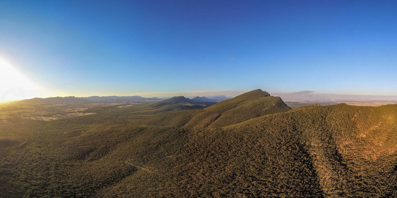 Grampians National Park panorama