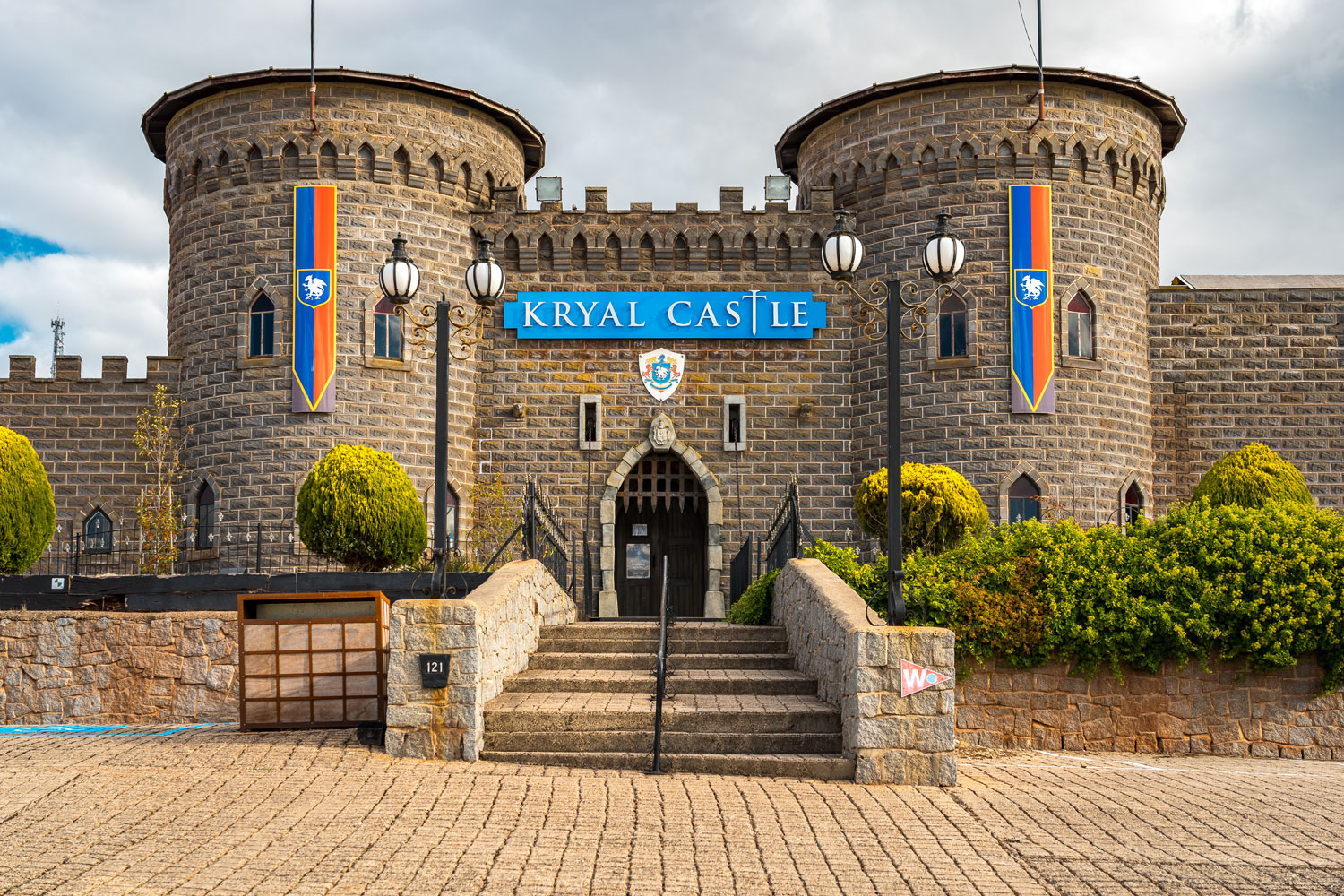 kryal castle
